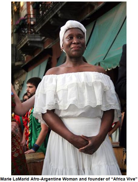 Afro venezuelan women
