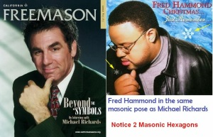 fred hammond Freemason