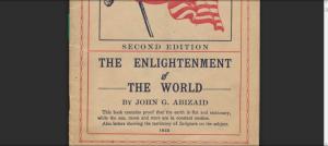 flat earth book